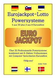 Euro Jackpot Lotto System Buch