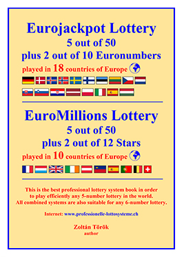 Euro Jackpot Euro Millions Lotto System Buch